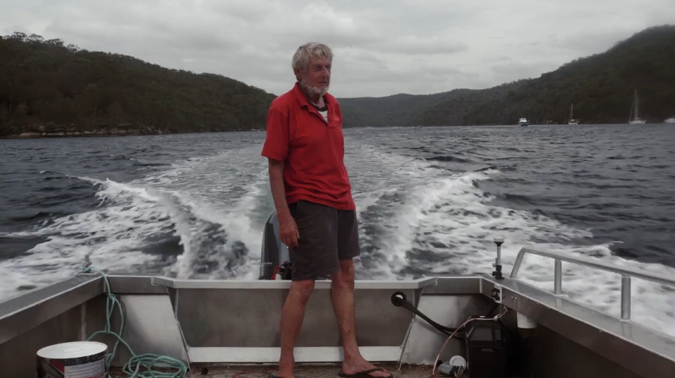 People – Keith The Crab Catcher