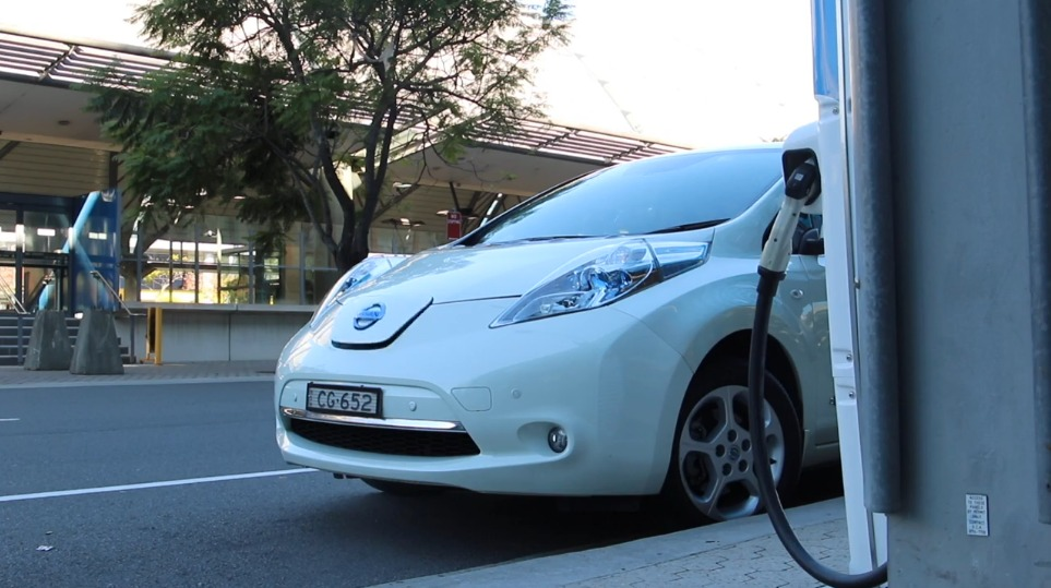Electric cars on on the way