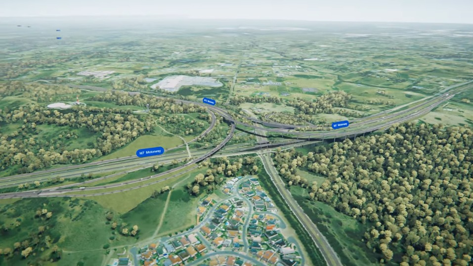 Driving forward with plans for M12 Motorway