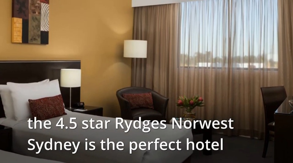 Rydges Norwest – Close to everything