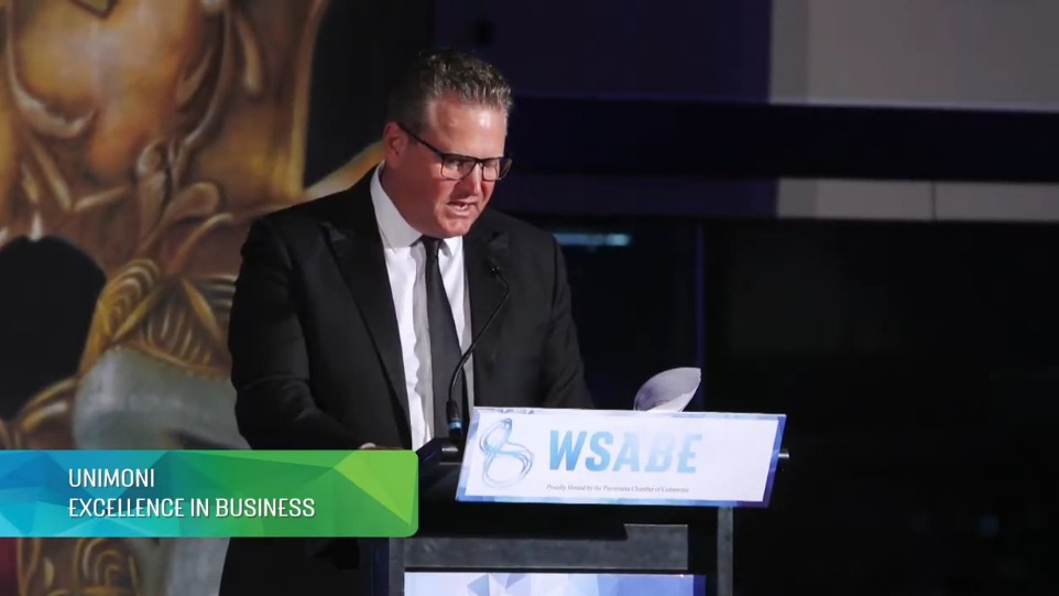 WSABE 2019 – Excellence in Business – Evolve Housing