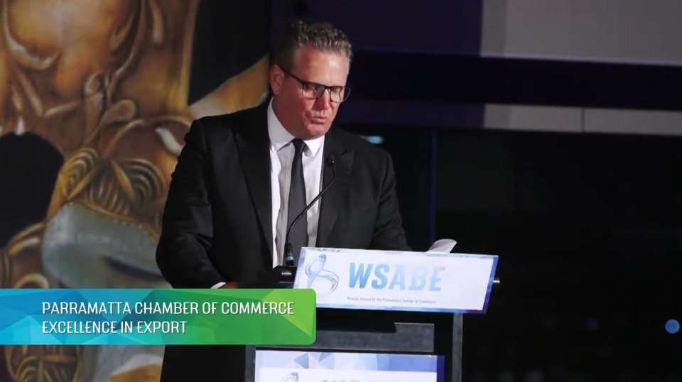 WSABE 2019 – Excellence in Export – 4 Way Suspension